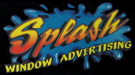 Splash Window Advertising